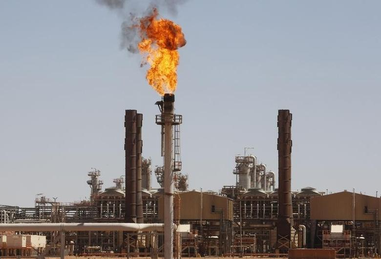 A general view of Tiguentourine Gas Plant in In Amenas, 1600 km (994 miles) southeast of Algiers, October 2, 2013. REUTERS/Louafi Larbi