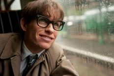 Eddie Redmayne stars as Stephen Hawking in The Theory of Everything. REUTERS/Focus Features