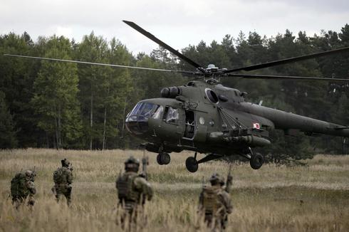 NATO exercises in Europe