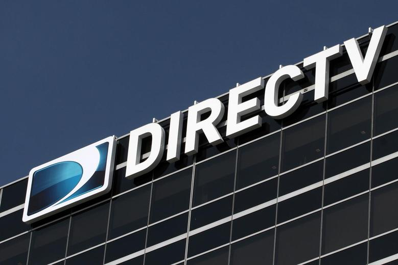 The headquarters building of U.S. satellite TV operator DirecTV is seen in Los Angeles, California in this May 18, 2014, file photo.  REUTERS/Jonathan Alcorn/Files