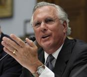 Presidente do Fed de Dallas, Richard Fisher. REUTERS/Yuri Gripas/Files