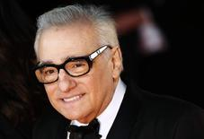 Diretor Martin Scorsese durante evento em Londres em 16 de fevereiro.   REUTERS/Luke MacGregor