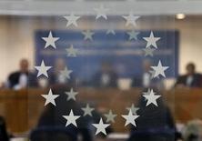 La Cour européenne des droits de l'homme a débouté mardi un citoyen britannique qui revendiquait le droit de se promener nu partout et en toutes circonstances. /Photo d'archives/REUTERS/Vincent Kessler