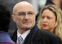 Músico britânico Phil Collins em evento em Los Angeles dia 17 de março de 2012. REUTERS/Gus Ruelas