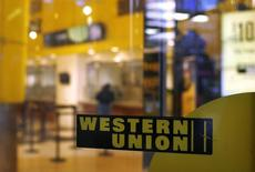 A Western Union branch is seen in New York July 30, 2013.  REUTERS/Shannon Stapleton