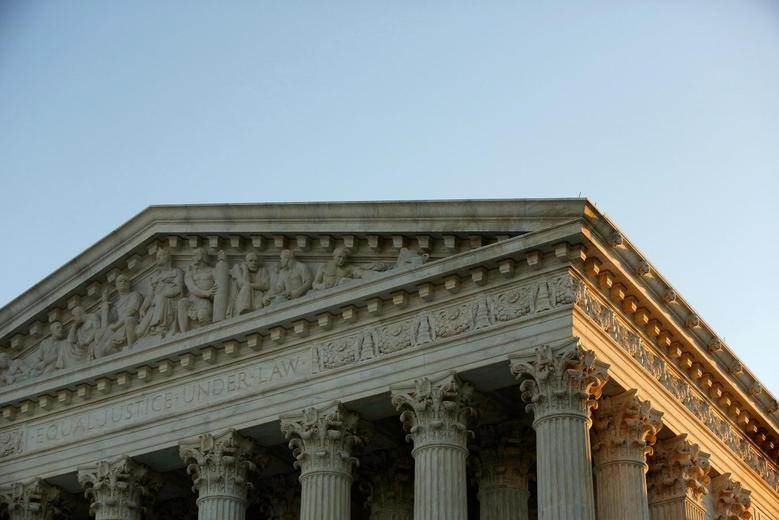 A general view of the U.S. Supreme Court building is seen in Washington October 5, 2014. REUTERS/Jonathan Ernst