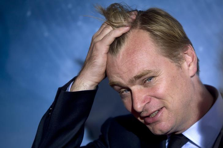 A Minute With: Christopher Nolan on his 'Interstellar' challenge