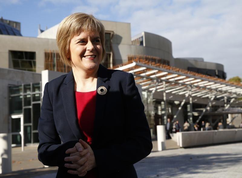 Scottish nationalists storm back after referendum defeat