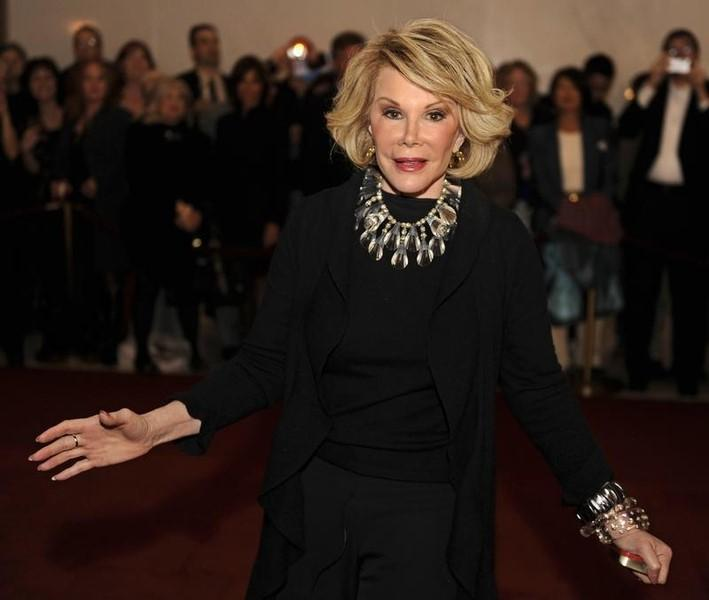 Clinic that treated Joan Rivers cited for multiple failings