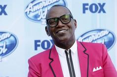 Musician Randy Jackson arrives at the American Idol XIII 2014 Finale in Los Angeles, California May 21, 2014.   REUTERS/Danny Moloshok