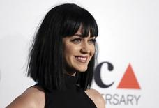 Singer Katy Perry attends the Museum of Contemporary Art (MOCA)'s 35th Anniversary Gala presented by Louis Vuitton at The Geffen Contemporary at MOCA in Los Angeles, California March 29, 2014.   REUTERS/Jonathan Alcorn