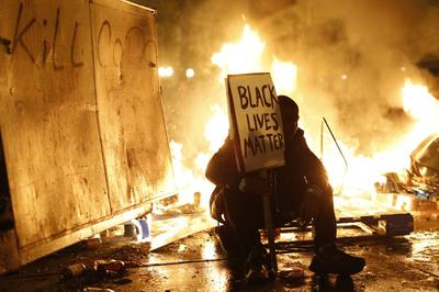 Rage for Michael Brown