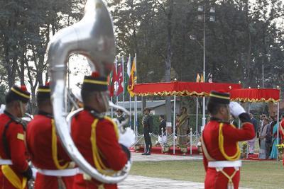 SAARC summit in Nepal
