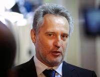 Дмитрий Фирташ в Киеве 18 мая 2010 года. REUTERS/Maks Levin