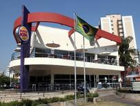 Restaurante do Burger King em São Paulo. 03/09/2010 REUTERS/Paulo Whitaker