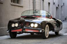 The 1963 Batmobile is shown in this photo released by Heritage Auctions, HA.com December 5, 2014. REUTERS/Heritage Auctions, HA.com/Handout via Reuters