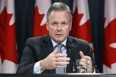 Bank of Canada Governor Stephen Poloz addresses a news conference in Ottawa December 10, 2014. REUTERS/Blair Gable
