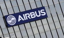 AirAsia X, filiale long-courrier de la compagnie low cost AirAsia, a passé une commande ferme pour l'achat de 55 appareils A330neo, ce qui constitue la plus grosse commande à ce jour pour la famille de gros porteurs A330. /Photo d'archives/REUTERS/Régis Duvignau