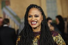 "Director and executive producer Ava DuVernay poses at a screening of the film ""Selma"" during AFI Fest 2014 in Hollywood, California November 11, 2014. REUTERS/Danny Moloshok"