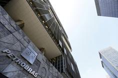 Sede da Petrobras no Rio de Janeiro. REUTERS/Sergio Moraes (BRAZIL - Tags: ENERGY CRIME LAW CIVIL UNREST)