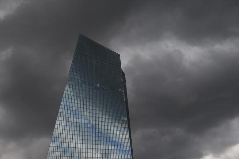 The European Central bank (ECB) headquarters are pictured in Frankfurt in this September 11, 2014 file photo.  REUTERS/Ralph Orlowski/Files