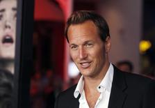 "Actor Patrick Wilson, cast member of ""Insidious: Chapter 2"", poses at the film's premiere in Los Angeles, California September 10, 2013. REUTERS/Fred Prouser"