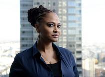 """En la foto, Ava DuVernay, la directora de la película """"Selma,"""" en Los Angeles el 23 de diciembre de 2014. El número de mujeres que trabajan detrás de las cámaras en las superproducciones de Hollywood cambió muy poco durante la última década, a pesar de un leve aumento el año pasado, según un estudio anual publicado el martes. REUTERS/Kevork Djansezian/Files"""
