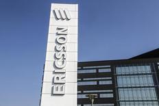 Vista de escritório da Ericsson na cidade de Lund, na Suécia. REUTERS/Stig-Ake Jonsson/TT News Agency
