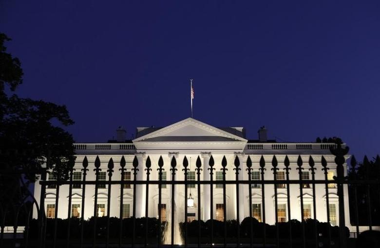 A general view of the White House in Washington September 30, 2013 REUTERS/Yuri Gripas