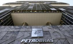 Prédio da Petrobras no centro do Rio de Janeiro. 16/12/2014 REUTERS/Sergio Moraes