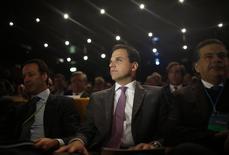 Presidente da Oi, Bayard Gontijo  22/01/2015.  REUTERS/Rafael Marchante