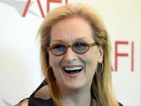 Atriz Meryl Streep em Beverly Hills, Califórnia. 9/1/2015. REUTERS/Kevork Djansezian