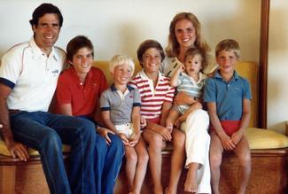 Romney family album