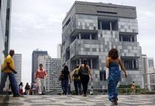 Sede da Petrobras no Rio de Janeiro. 04/02/2015 REUTERS/Ricardo Moraes