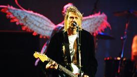 """El crudo documental """"Cobain: Montage of Heck"""" sobre el líder de Nirvana, Kurt Cobain, impresionó a la audiencia en su estreno internacional en el Festival de Cine de Berlín, mostrando facetas poco conocidas sobre la vida de un hombre que, a pesar o debido a su éxito, se sentía alienado hasta su suicidio. 3 feb 2015 Jeff Kravitz/FilmMagic"""