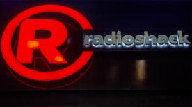 The exterior of a RadioShack store is seen in New York February 5, 2015. REUTERS/Brendan McDermid