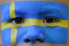 Le PIB suédois a augmenté de 1,1% sur les trois derniers mois de 2014 et affiche en rythme annuel une croissance de 2,7%, la plus élevée depuis le troisième trimestre 2011. /Photo d'archives/REUTERS/Michaela Rehle