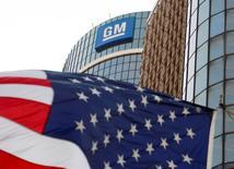 Imagen de la oficina principal de General Motors en Detroit, Michigan. 25 de agowsto, 2009. General Motors Co. anunció el lunes que lanzará una nueva recompra de acciones y que develará un plan más detallado para una colocación de capital que promete a los inversores mayores retornos en efectivo. REUTERS/Jeff Kowalsky/Files