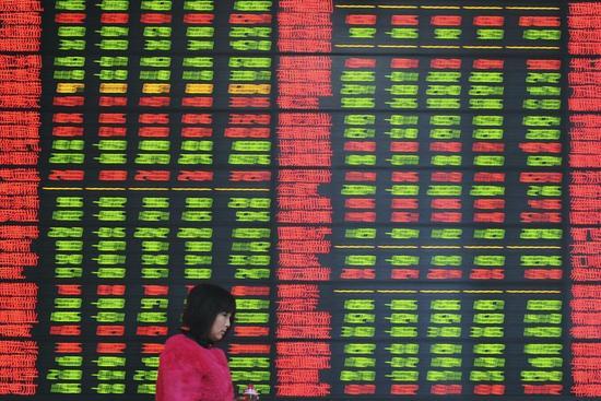アングル:中国株式市場でインサイダー疑惑、政府情報漏えいか