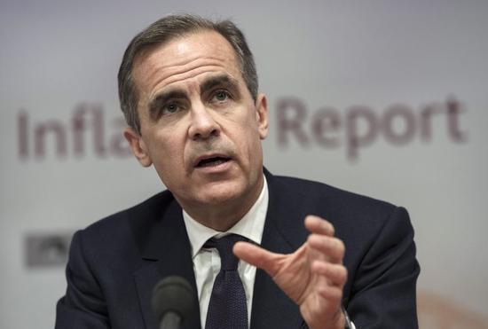 英中銀総裁発言で利上げ観測後退、「低インフレや通貨高を考慮」