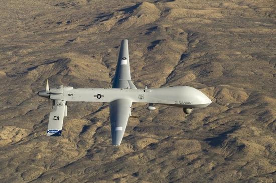 シリア軍が米無人偵察機を撃墜か、通信途絶える