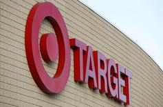 The exterior of a Target store is seen in the Chicago suburb of Evanston, Illinois, February 10, 2015.  REUTERS/Jim Young
