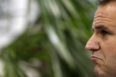 Prefeito do Rio de Janeiro,  Eduardo Paes 22/08/2012. REUTERS/Sergio Moraes