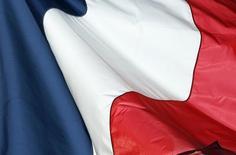 Bandeira da França.  19/02/19, 2013  REUTERS/Regis Duvignau