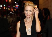 Atriz Naomi Watts no Festival de Cinema de Toronto. 05/09/2014 REUTERS/Mark Blinch