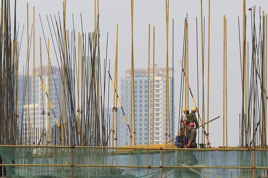 中国の1─2月工業部門企業利益、前年比4.2%減