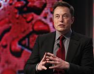 Tesla Motors CEO Elon Musk is part of The Giving Pledge. REUTERS/Rebecca Cook