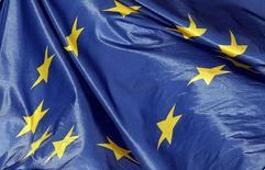 La dynamique de la croissance reste globalement stable dans le monde mais les signes d'inflexion positive en zone euro se confirment, selon l'Organisation de coopération et de développement économiques. /Photo d'archives/REUTERS/Régis Duvignau