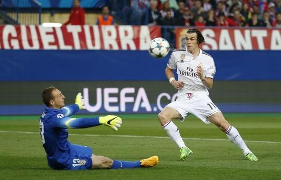 サッカー=欧州CL、マドリードダービーはドロー