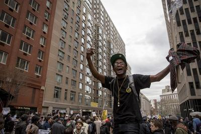 Protests against police violence